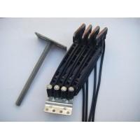 泸州滑触线滑刀正规厂家生产13088007267