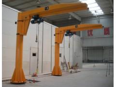 山东威海BZD型定柱式旋臂起重机