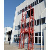 中卫导轨升降货梯安装维修