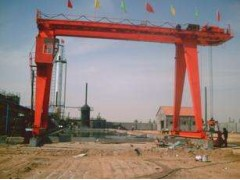 上海門式起重機專業生產廠家15900718686