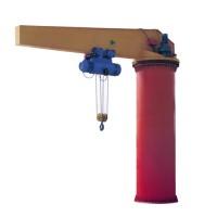 重庆定柱式旋臂起重机生产15086786661