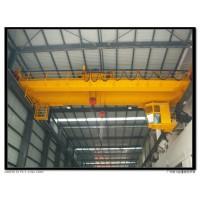清水河双梁吊钩桥式起重机安装维修