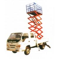 白山高空作业车专业生产