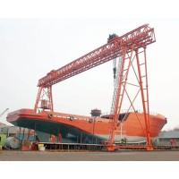 平山造船用门式起重机
