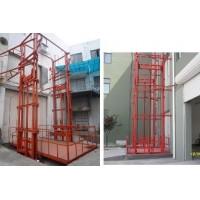 抚州市导轨式货梯销售范经理13767106661