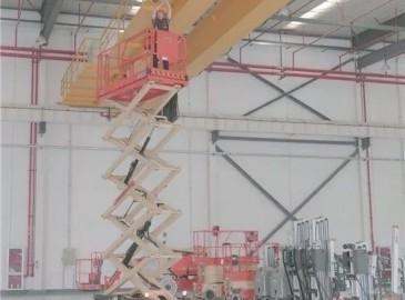 未来建筑行业格局 高空作业平台成为必备品