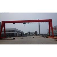 苏州长利单梁门式起重机-安装维修13814989877