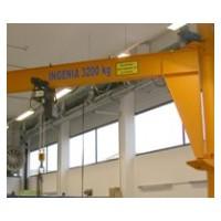天津宝坻区欧式悬臂起重机-报价15122552511