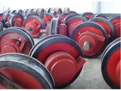 上饶双梁车轮组专业生产 18568228773