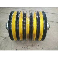 成都轧制滑轮组销售 13668110191 赵经理