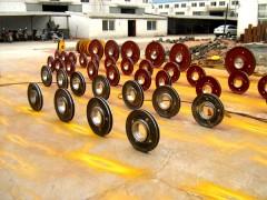 成都起重机配件滑轮片销售 13668110191 赵经理