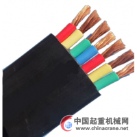 河南供應優質扁雙鋼電纜線-津華電纜15836150508