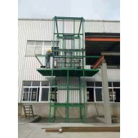 抚顺导轨式液压升降货梯厂家直销,联系人15242700608
