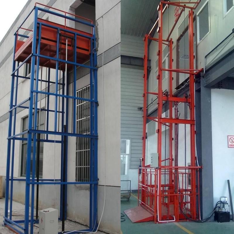 南海四层货梯电路图