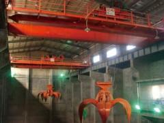 贵州抓斗桥式起重机安装维修