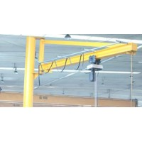 青岛旋臂吊|悬臂起重机销售  18754265444