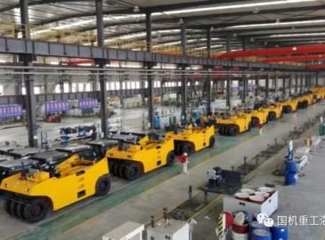國機重工洛陽全液壓輪胎壓路機獲東南亞用戶16臺訂單