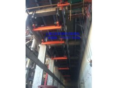 上海过轨双梁桥式起重机厂家直销15900718686