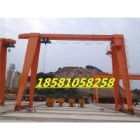 厂家直销重庆西彭5吨MH型电动葫芦门式起重机质量好