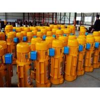佛山厂家供应钢丝绳电动葫芦  15818105757