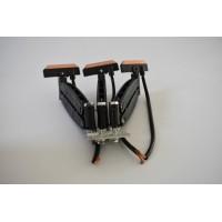 天津厂家直销无接缝滑触线集电器13663038555