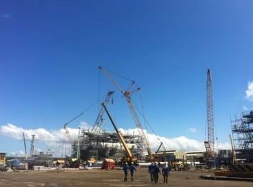 从0到95% 看徐工起重机如何接管菲律宾重大能源建设
