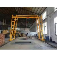 上海宝山区龙门起重机非标生产13598662028
