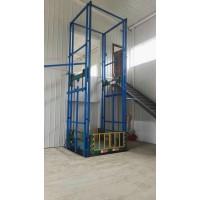 重庆九龙坡区专业定制导轨货梯