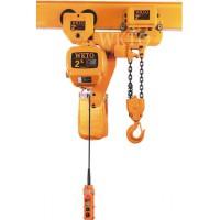 山东德州电动环链葫芦0.5T—32T