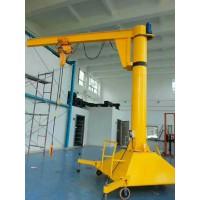 四川德阳移动式悬臂吊 行车安装维修13980106369