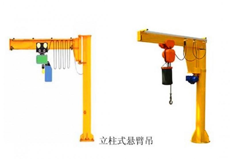 天津厂家直销立柱式悬臂吊13663038555_立柱式旋臂吊