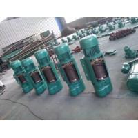 河南钢丝绳低净空电动葫芦现场订制18237366667