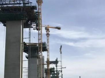 基建热席卷亚洲新兴市场!中联重科起重机高效助建越南国家级重点项目