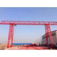 淮北花架门式起重机安装18009160789