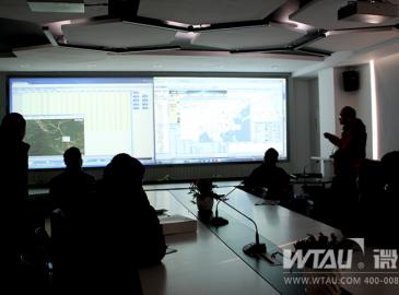 广东省中山特检院与微特电子就起重机安全洽谈合作