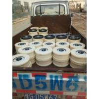 河南新型环保产品尼龙轮现货批发13569853211