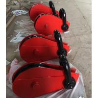 重庆起重机销售滑车:13271813456王经理