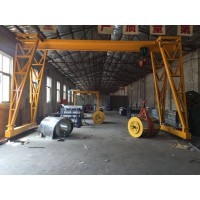 宁波移动式龙门吊销售15906523555
