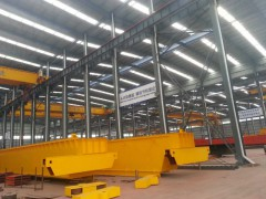 河南洛阳桥式起重机生产改造
