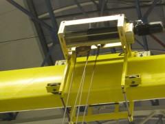 西宁欧式单梁起重机非标定制