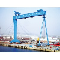 海北造船用门式起重机安装维修