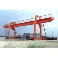 出售二手10吨花架龙门吊跨度16.5米