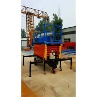 河南信阳生产制作导轨货梯、升降平台18837330809