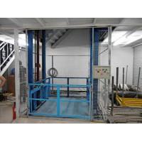 河南液压升降平台河南链条式导轨货梯非标生产