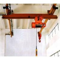 阿拉尔电动单梁悬挂起重机维修保养