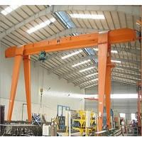 阿拉尔电动葫芦门式起重机安装维修