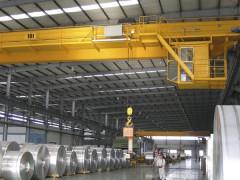 信阳桥式起重机改造