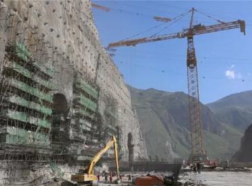 """耗资超1000亿的""""超级""""水电站是如何建设?"""
