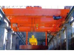 浙江衢州水电站用桥式起重机维修保养