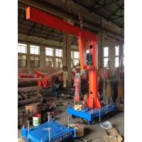 白山定柱式悬臂起重机|小型起重机械 18568228773